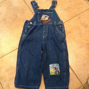 Disney Micky mouse soccer   overalls